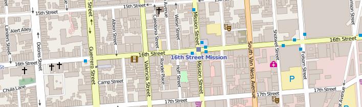 Mission San Francisco de Asís 2016