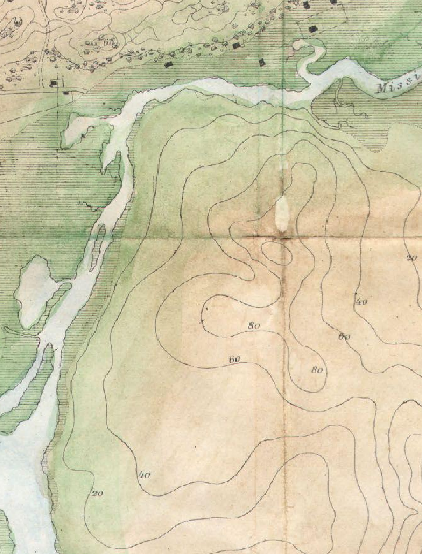 Mission Creek 1853